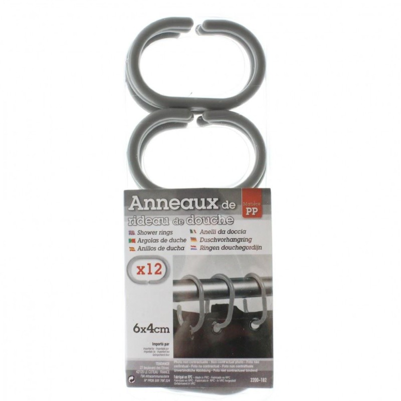 Rouleau adhésif décoratif 45cm x 2m rouge