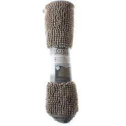 Rouleau adhésif décoratif 45cm x 2m bois blanc