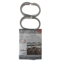 Rouleau adhésif décoratif 45cm x 2m fleurs bleues
