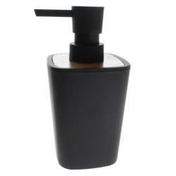 Rouleau adhésif décoratif 45cm x 2m bois bleu