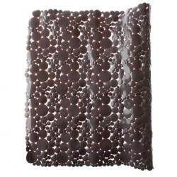 Rouleau adhésif décoratif 45cm x 2m bois beige