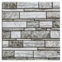 Frise listel Tresse jaune pastel 20 x 3 cm