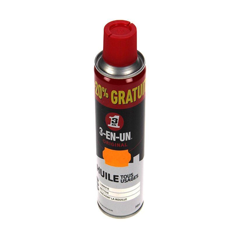 Bombe de peinture Les 120°C