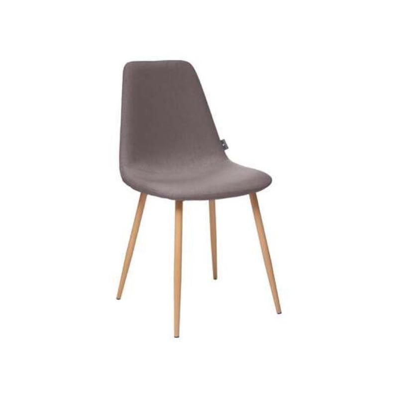 Frise listel Tresse Gris 20 x 3 cm