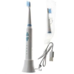 Frise listel Topaze Iguana Blanc 15 x 7.3 cm
