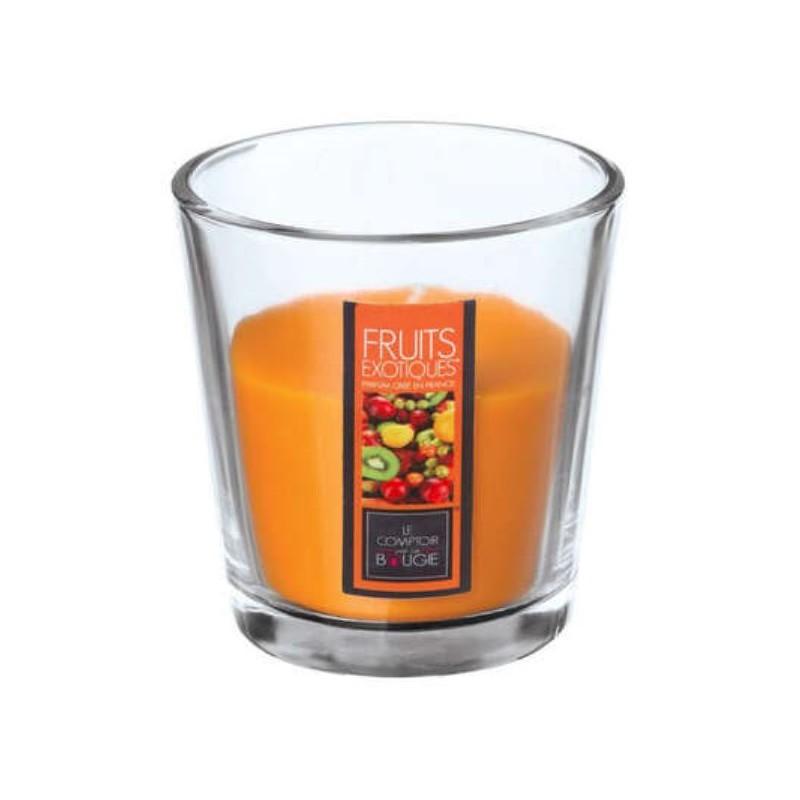 Frise listel Glass Jaune 25 x 4 cm