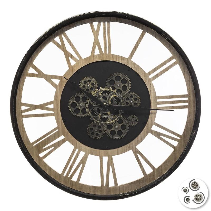Frise listel Relieve Marron 20 x 5cm