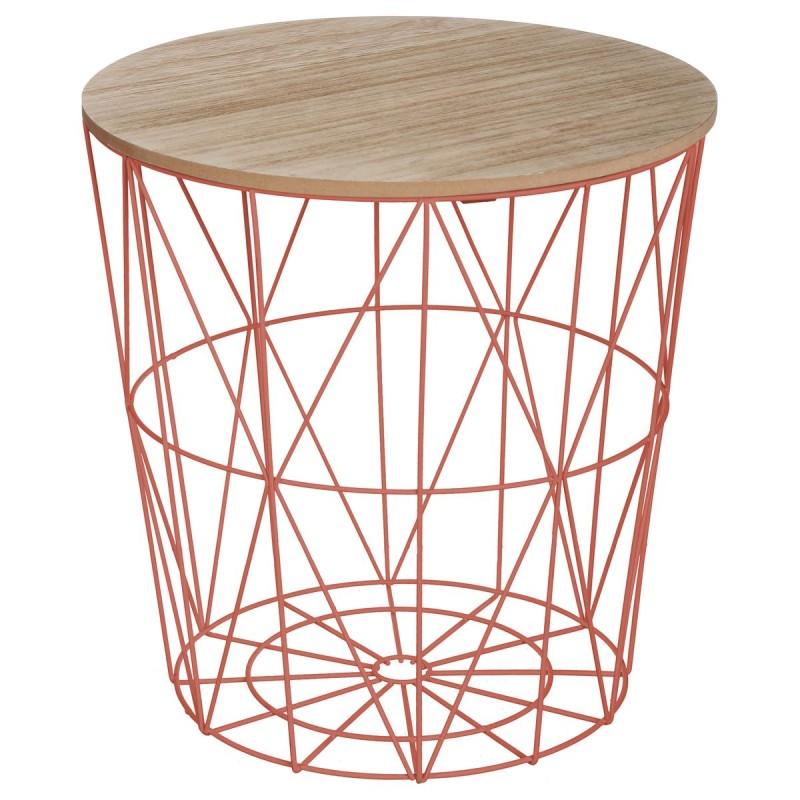 Frise listel Spirale Bleu Moyen 20 x 10cm