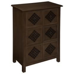 Caisse de Rangement Bambou Mix'n Module