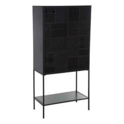 Drap Housse Bleu Encre 140 x 190cm Atmosphera