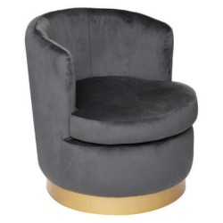 Drap Housse Bleu Encre 160 x 200cm Atmosphera