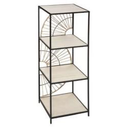 2 Gant De Toilette 15 x 21cm Gris Foncé Tissu Eponge